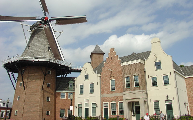 Pella Historical Village & Vermeer Mill