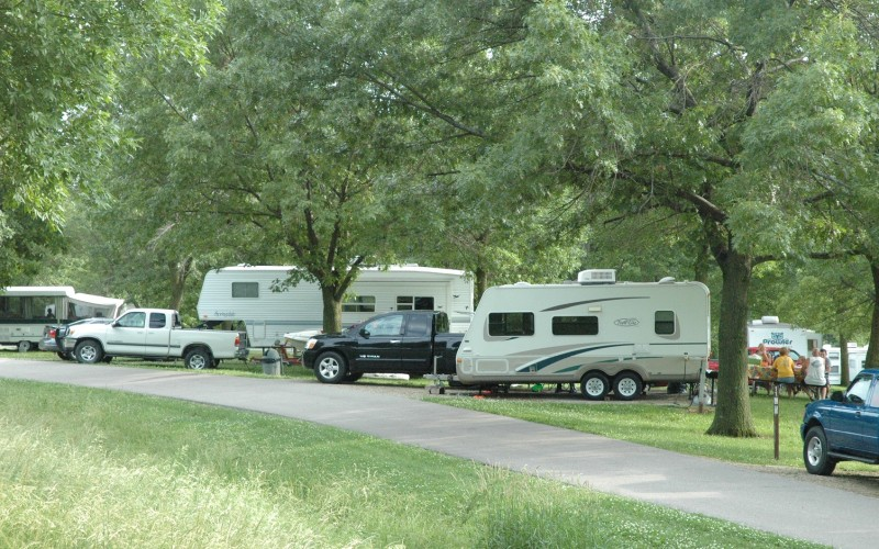 Whitebreast Recreation Area Campground