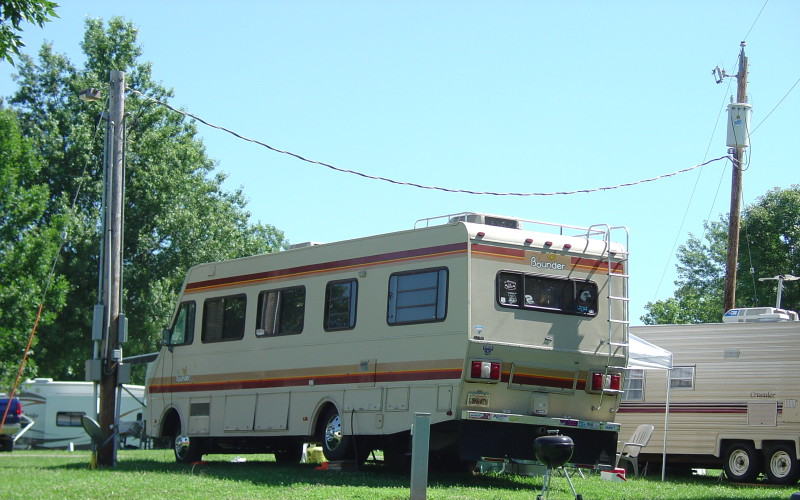 RV's Full Facility Campgrounds